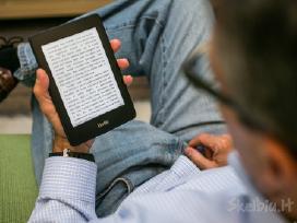 Kindle PAPERWHITE 3 skaityklė