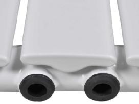 Balta Šildymo Panelė 542 x 1 500 mm, vidaxl