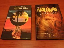 Parduodama grožinė literatūra-įvairios knygos