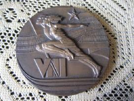 CCP Stalo Medalis .zr. foto. . Sunkaus Metalo