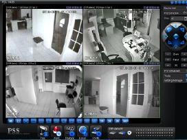 Vaizdo kamerų, stebėjimo sistemų montavimas!