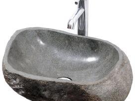 Akmeninė kriauklė kriaukle akmenis praustuvas
