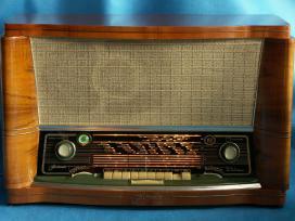 Lempinės radijo aparatūros taisymas