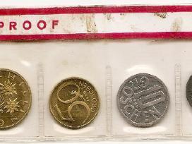 Austrijos proof monetu rinkinukas