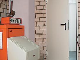 Priešgaisrinės vokiškos katilinės/garažo durys