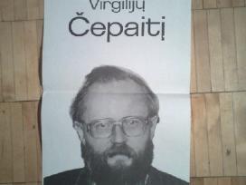 plakato kaina 10 euru