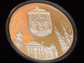 Lietuvos trys sidabriniai medaliai Vilnius, Kaunas