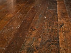 Senos naudotos ažuolinės grindų lentos - perku