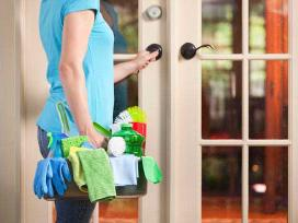 Namų ir butų tvarkymas.