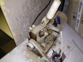 Išparduodu siuvyklos siuvimo mašinas įvairių rūšių