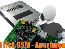 Telefonspynės Gsm modulis Ditel Gsm - Apartment