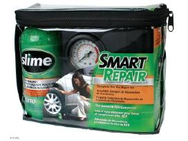 Padangų sandariklis ir kompresorius 12v Slime