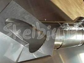 Skardos gaminiai - lankstiniai,kaminai, ideklai