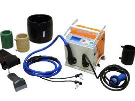Elektro movų virinimo aparatas iki 160 ir 315 mm