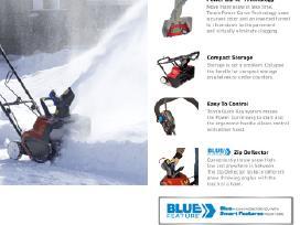 Benzininiai Sniego valytuvai New Meec Tools+dovana