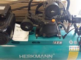 Kompresorius Herkmann 3cil/100l 540l/min