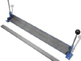 Rankinės Skardos Lenkimo Staklės 760 mm
