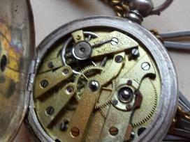 Laikrodis veikiantis