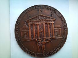 "Medalis/medalionas ""Vilniaus Katedra Grąžinta L."""