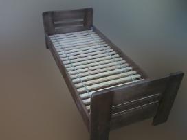 lova 90*200 kaina 110 eur