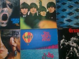 Vinylai ir aplankalai / vinyl records and sleeves