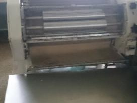 Parduodama įvairi naudota kepyklėlės įranga
