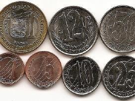 Venesuelos monetu rinkinukas