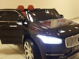Naujiena! Elektromobilis vaikams Volvo Xc!
