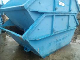 Statybinių,griovimo atliekų,šiukšlių išvežimas