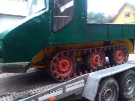 Tralo-automobilvežio paslaugos, krovinių gabenimas