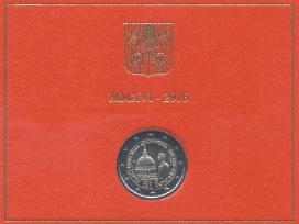 Vatikano progines 2 euru monetos