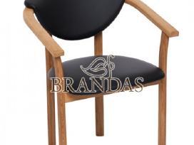 Ąžuolinės kėdės Alexis