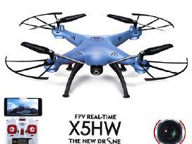 Syma X5hw dronas su WiFi kamera