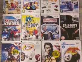 Orginalūs Wii kompiuteriniai zaidimai