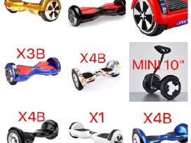 Riedis X4b 10 col ratai bluetooth Garantija 299€