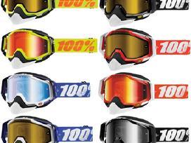 Įvairių gamintojų Mx motokroso akiniai / Kmoto