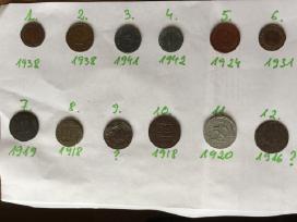 Senovines monetos