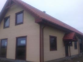 Karkasinių namų statyba, sodo nameliai, pavėsinės