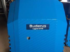 Skysto kuro katilus Buderus G115 17-21-28 Kw