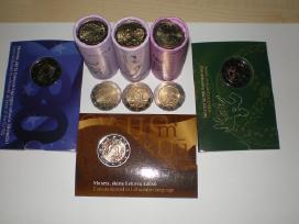 Lietuva 2€ progines monetos