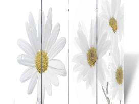 Širma su Gėlių Vaizdu 160 x 180 cm 75€ vidaxl