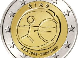 Airija 2 euro monetos Unc