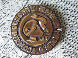 Medalis- Pirmas Skambutis - is Ltsr .Originalas.