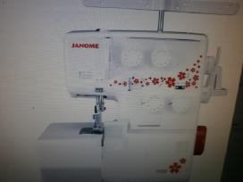 Overlokas Janome 990 D 250eur