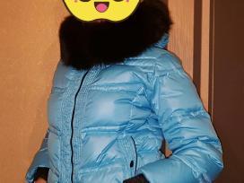 Parduodu moteriškas striukes ir žieminį paltą