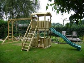 Vaikų žaidimo aikštelės (žaidimų)