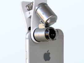 Telefono mikroskopas