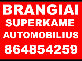 Brangiai Superkame Visu Markiu Automobilius