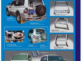 Lankai džipams, minivenams ir mikroautobusams