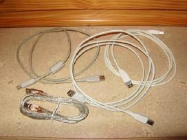 Usb kabeliai